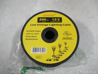 Low Voltage Lighting Cable