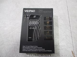 Veipac Digital Alcohol Breath Tester