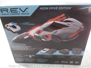 REV Robotic enhanced Vehicles Aeon Drive Edition