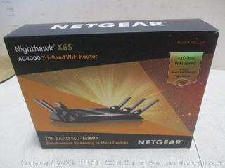 Netgrear TriBand WiFi Router