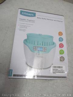 Baby Bottle Sterilizer and Warmer