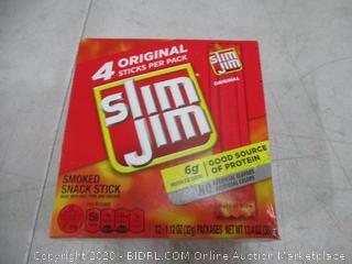 Slim Jim Snack