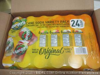 Jansen's Cane Soda Variety Pack