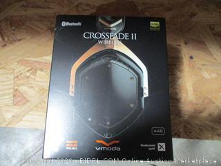 V-moda Crossfade II Wireless  Bluetooth Headphones
