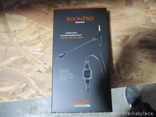 BoomPro Microphone    Factory Sealed