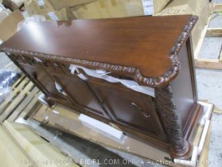 Dining Room Buffet damaged see pictures
