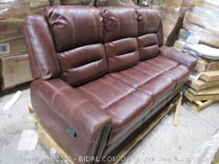 3 Seat Reclining Sofa