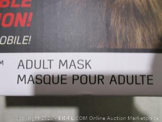 Chewbaccam Adult Mask