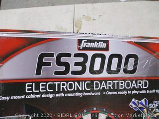 Franklin Electronic Dartboard