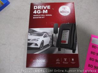 Drive 4G-M Vehicle Cell Signal Booster Kit sealed