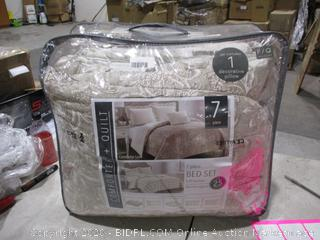 F/Q reversible Comforter Bedding