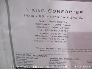 Kingg Comforter Bedding