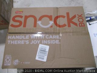 Box Lot Smartfood See Pictures