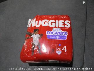 Huggies Opened