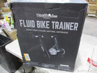 Fluid Bike trainer