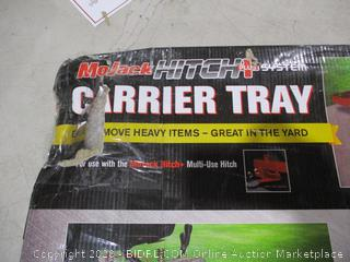 Mo Jack Hitch System Carrier Tray