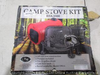 Camp Stove Kit