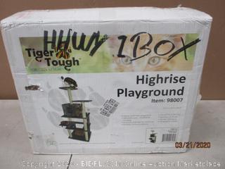 Tiger Tough Highrise Playground