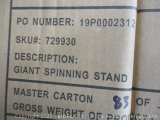 Giant Spinning Stand