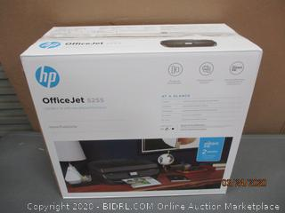 HP Office Jet  Powers on