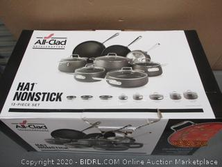 All Clad Cookware see pictures