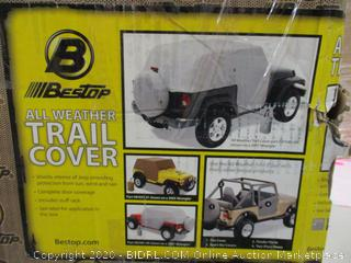 Bestop All Weather Trail Cover