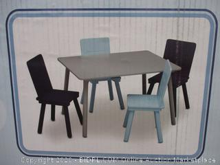 Delta Table & Chairs