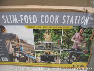 Slim Fold Cook Station