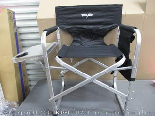 Stylish Camping Director Chair