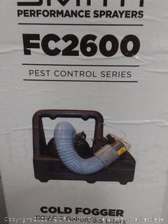 Smith performance sprayers FC 2600 Pest Control series cold fogger