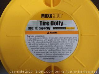 maxxhaul Tire Dolly 300-pound capacity
