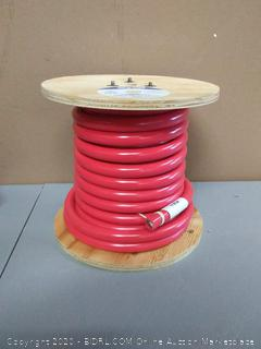 Ancor Marine Grade Primary Wire and Battery Cable (Red, 50 feet, 4/0 AWG)