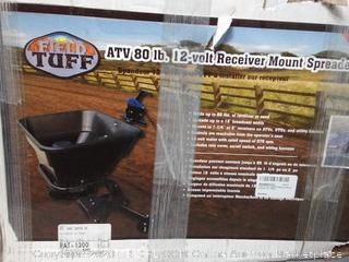 Field Tuff AS-80ATV12 Receiver Mount Spreader, 80-Pound - Galleon