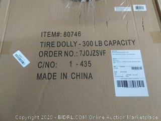 MaxxHaul 80746 Tire Dolly, 300 lb. Capacity
