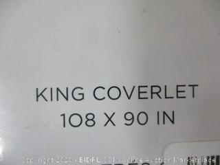 Tommy Hilfiger King Coverlet