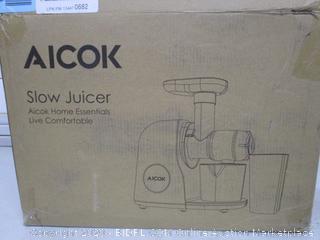 AICOK Slow Juicer