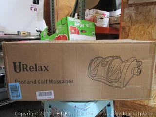 URelax Foot Calf Massager