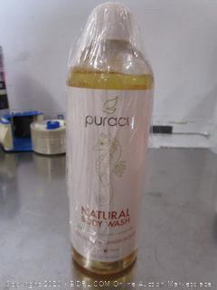 Puracu Natural Body Wash