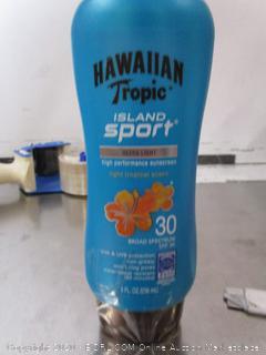 Hawaiian Tropic Island Sport Sunblock