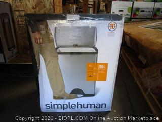 Simple Human Trash Can
