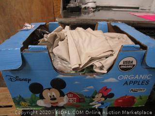 Misc. Box Lot Linens