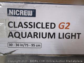 Nicrew Classicled G2 Aquarium Light