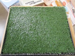 Pet Maker Dog Grass Pad