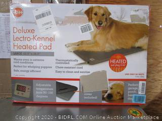Deluxe Lectro-Kennel Heated Pad