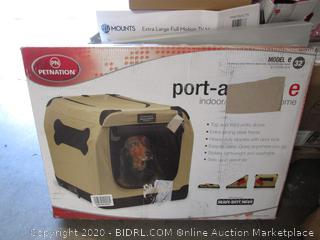 Port-a-Crate Soft Dog Kennel