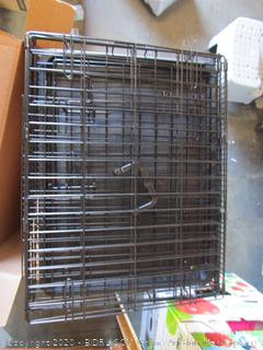 Folding Wire Dog Crate