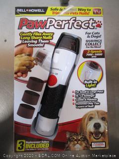 Paw Perfect Dog/Cat Nail Filer