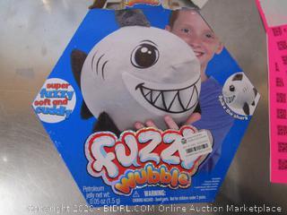 Fuzzy Wubble Shark