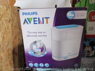 Philps Avent Steam Sterilizer