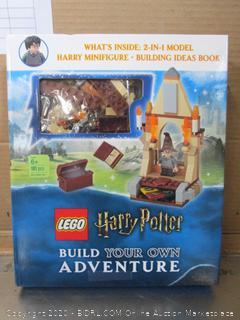 Lego Build Adventure Harry Potter